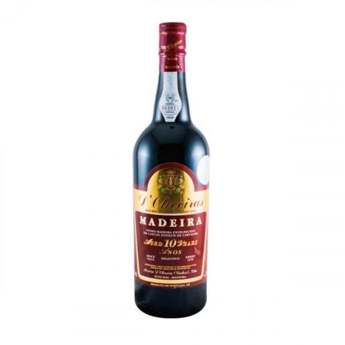 D´Oliveiras Sweet 10 years Madeira