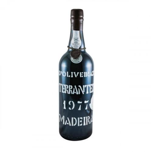 D´Oliveiras Terrantez Medium Sweet Madeira 1977