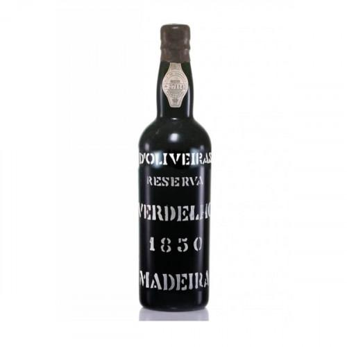 D´Oliveiras Verdelho Meio Seco Madeira 1850