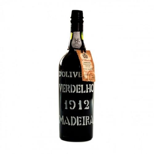 D´Oliveiras Verdelho Medium Dry Madeira 1912