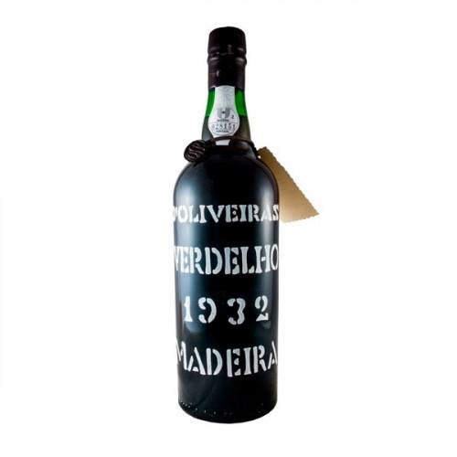 D´Oliveiras Verdelho Meio Seco Madeira 1932