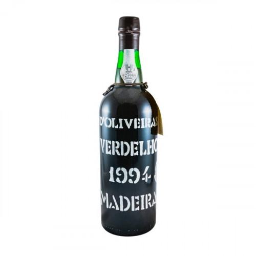D´Oliveiras Verdelho Medium Dry Madeira 1994