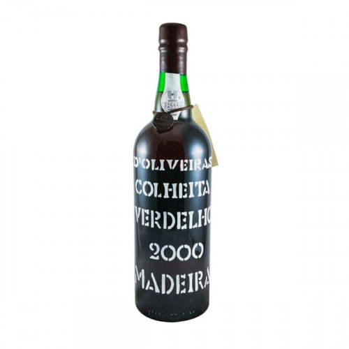 D´Oliveiras Verdelho Meio Seco Madeira 2000