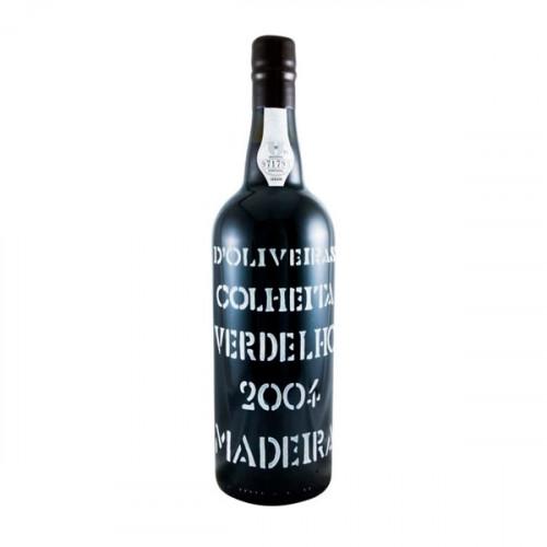 D´Oliveiras Verdelho Medium Dry Madeira 2004