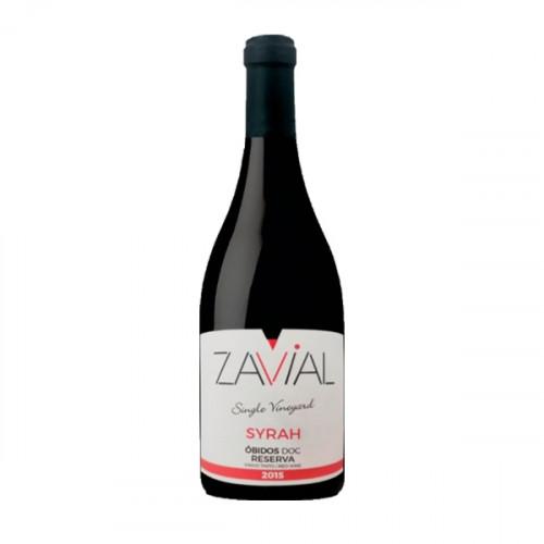 Vidigal Zavial Syrah Obidos Reserve Red 2015