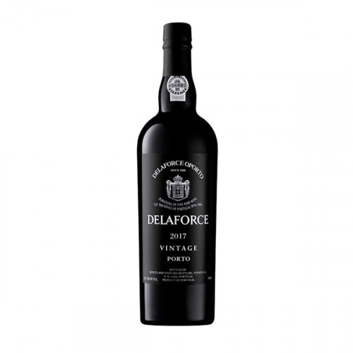Delaforce Vintage Port 2017