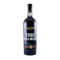 Blandys Malmsey Vintage 1981