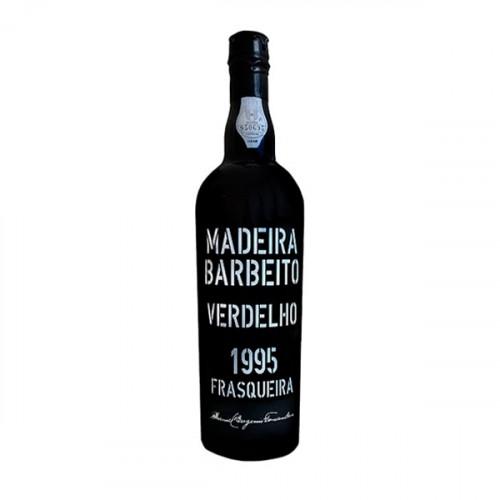 Barbeito Frasqueira Verdelho Madeira 1995