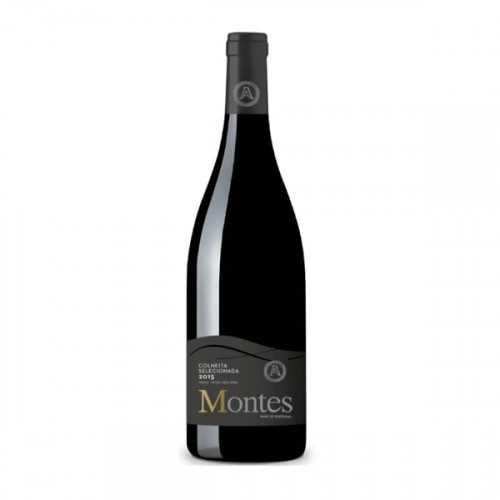 Montes Selected Harvest Red 2017