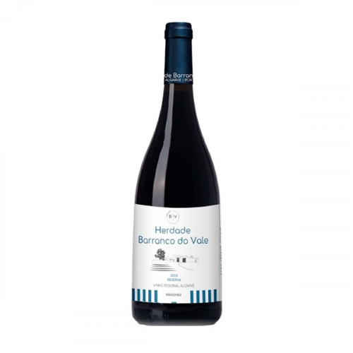Herdade Barranco do Vale Aragonêz Reserve Red 2018