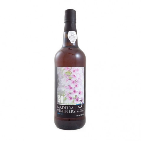 Madeira Vintners 5 years Dry