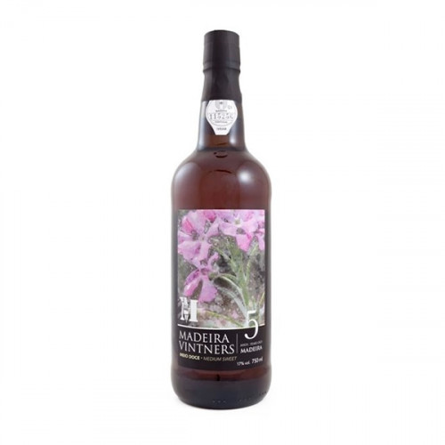 Madeira Vintners 5 years Medium Sweet