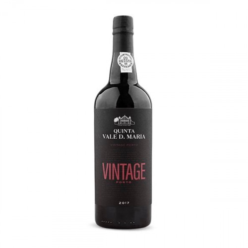 Quinta do Vale Dona Maria Vintage Port 2017