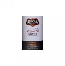 Poças 40 years old Tawny Port