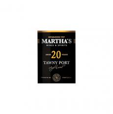 Marthas 20 jahre Tawny...
