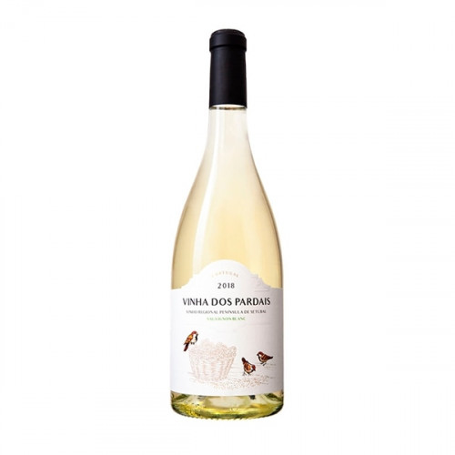 Quinta do Piloto Vinha dos Pardais Sauvignon Blanc White 2018