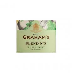 Grahams Blend nº5 White Port