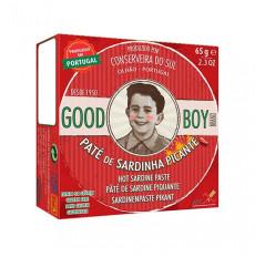 Good Boy Pâtes à la sardine épicée