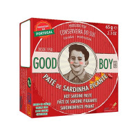 Good Boy Paté de Sardina Caliente