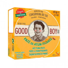 Good Boy Paté di tonno piccante