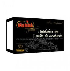 Manná Gourmet Sardinen in Beizsauce