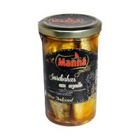 Manná Gourmet Sardinen in Olivenöl