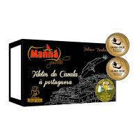 Manná Gourmet Filets de maquereau à l'huile d'olive extra vierge portugaise