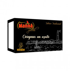 Manná Gourmet Chinchard à l'huile d'olive