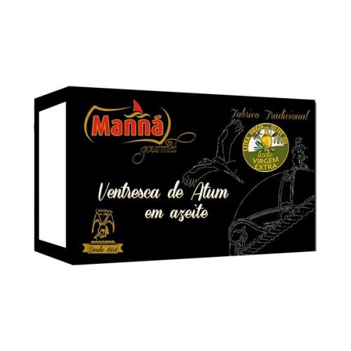 Manná Gourmet Ventresca de Atún en Aceite de Oliva Virgen Extra