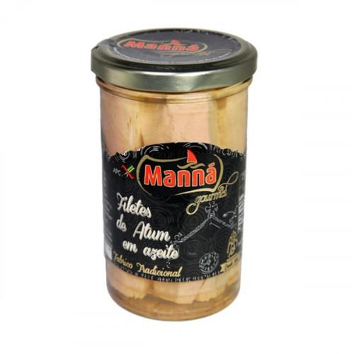 Manná Gourmet Filetti Di Tonno In Olio Di Oliva