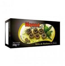 Manná Gourmet Rolos de...