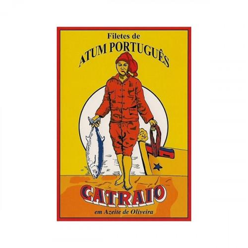 Catraio Tuna Fillets in Olive Oil