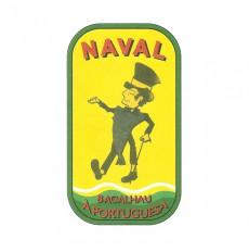 Naval Bacalao con Ajo y Aceite de Oliva