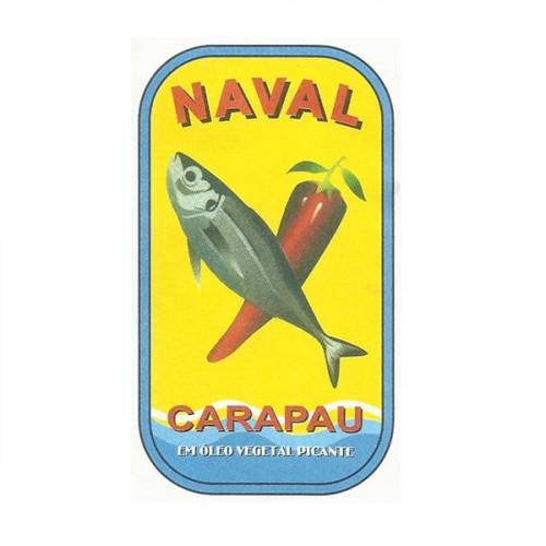 Naval Sugarello in olio piccante