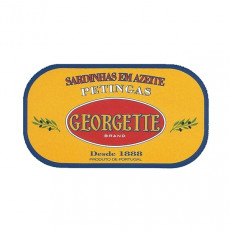 Georgette Sardines in Olive Oil