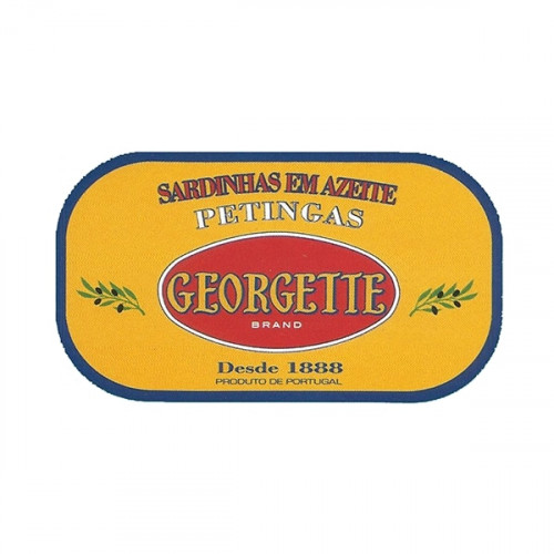 Georgette Sardine In Olio Di Oliva