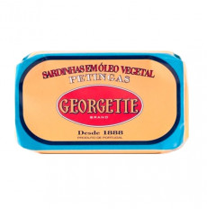 Georgette Sardines in Vegetable Oil
