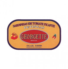 Georgette Sardines in Spicy Tomato Sauce