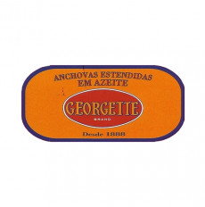 Georgette Anchovy in Olive Oil