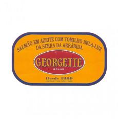 Georgette Salmón en Aceite de Oliva con Tomillo