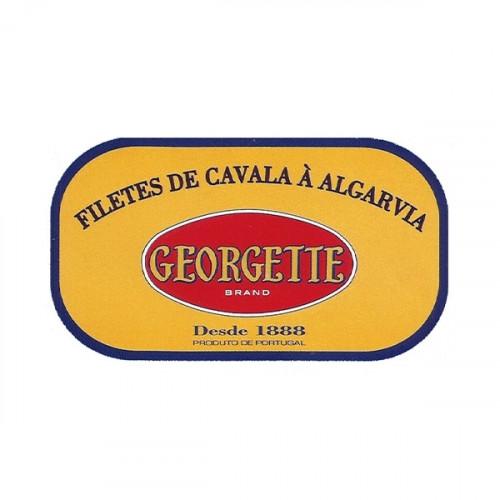 Georgette Filets de maquereau à Algarvia