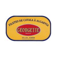 Georgette Filetes de caballa