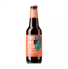 Musa Twist and Stout Oat Stout