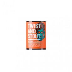 Musa Twist and Stout Oat Stout