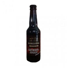 Burguesa Imperial Stout Whisky Oak