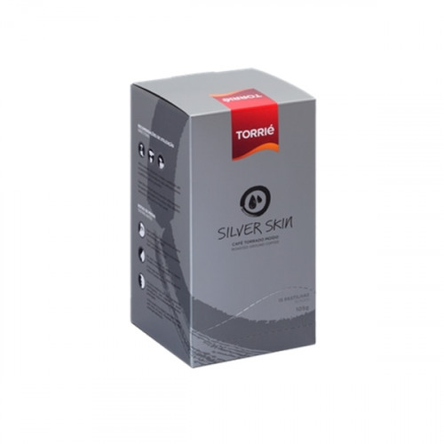 Torrié Silver Skin Coffee Pods 15 units