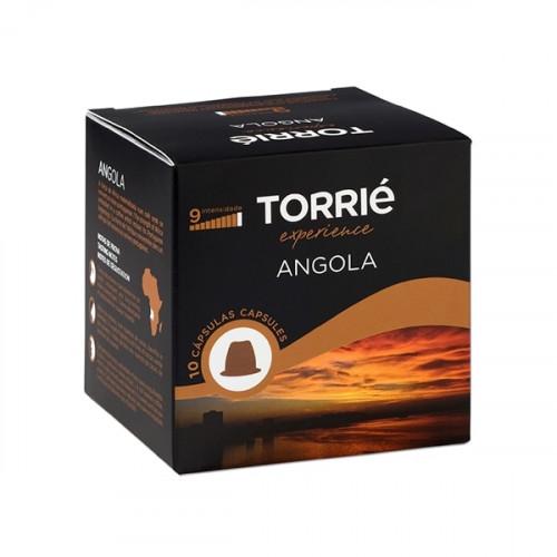 Torrié Angola Compativel Nespresso 10 unidades