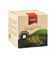 Torrié Biologico Compativel Nespresso 10 unidades