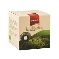 Torrié Biologic Compatibile con Nespresso 10 unità