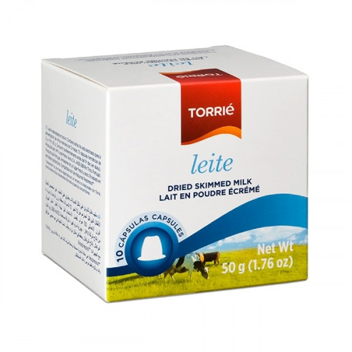 Torrié Soluble Milk Nespresso Compatible 10 units